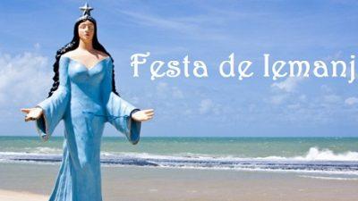 Festa de Iemanjá terá show de Carla Lis e Banda Mametto