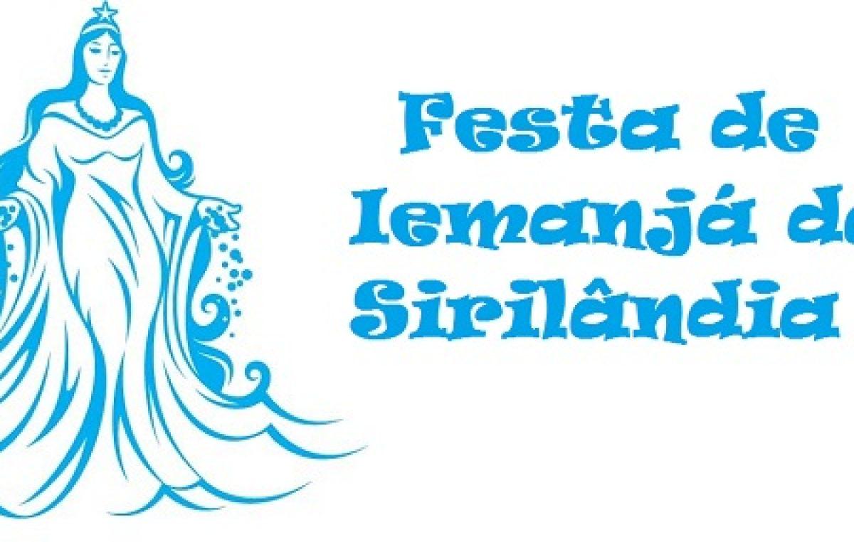Festejos para Iemanjá acontecerá na Festa da Sirilândia neste domingo (02)