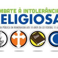Prefeitura promove Audiência Pública em alusão ao Dia Nacional de Combate à Intolerância Religiosa