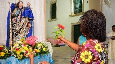 Terceiro dia de Novena de Nossa Senhora do Monte homenageou o Poder Executivo