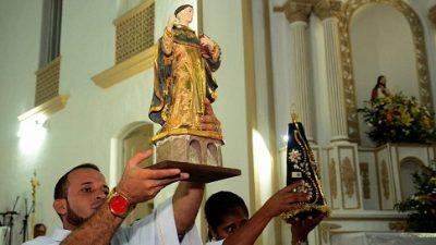 Tríduo de Jesus Misericordioso será realizado na Paróquia de São Gonçalo entre os dias 20 e 23 de abril