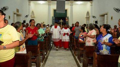 Fiéis renderão homenagens a São Bento com a celebração de Tríduo e Missa
