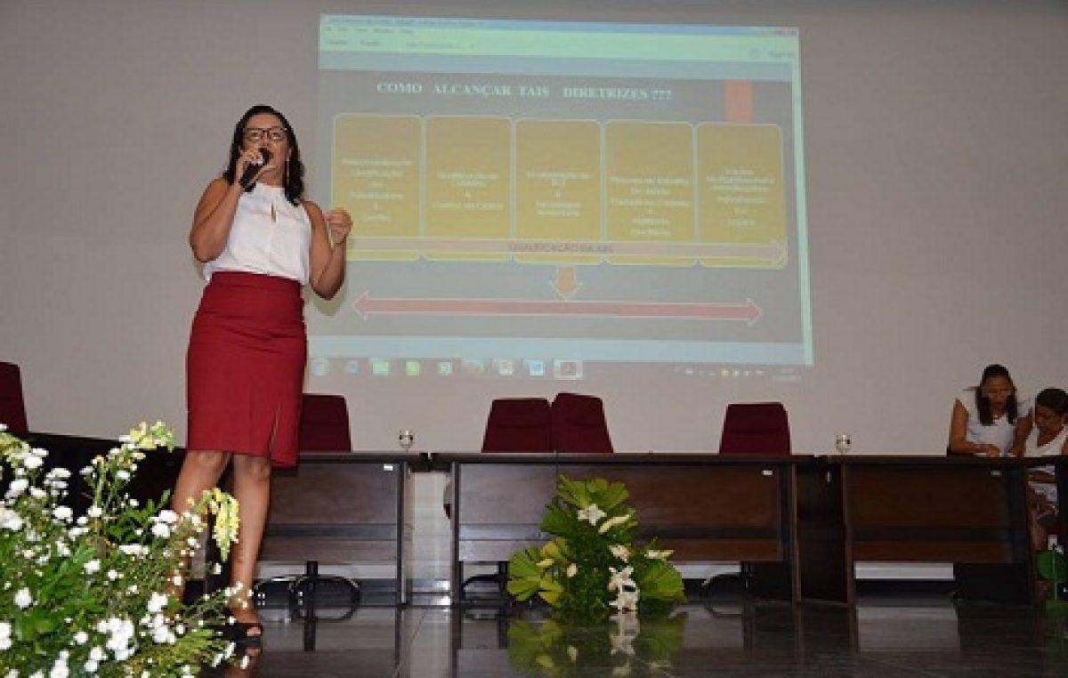 Seminário sobre Novos Direcionamentos da Política de Atenção Básica reuniu profissionais da Saúde