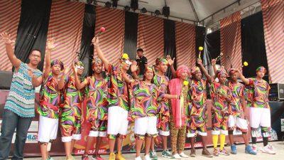 Segunda-feira de Carnaval foi de muita animação e segurança para os foliões