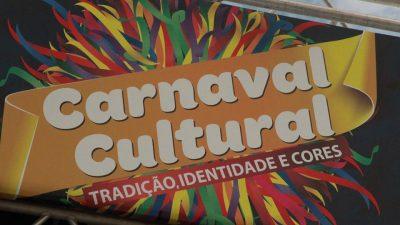 Domingo de Carnaval é marcado pelas apresentações de Margareth Menezes e Adão Negro em São Francisco do Conde