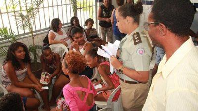 Equipe da Saúde de Santo Estevão promoveu I Encontrão da Juventude
