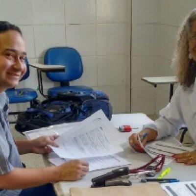 Vigilância em Saúde do Trabalhador analisa exames clínicos dos Aprovados do Concurso Público