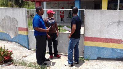 Equipe da Ouvidoria visita comunidade da Roseira