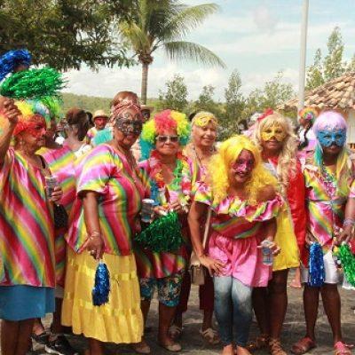 Carna Social abriu oficialmente os festejos do Carnaval Cultural de São Francisco do Conde