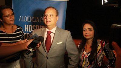 São Francisco do Conde será beneficiado com o projeto de construção do Hospital Metropolitano