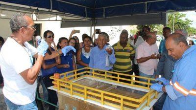 Dia Mundial da Água: Secretarias promoveram ação de conscientização e respeito ao recurso natural