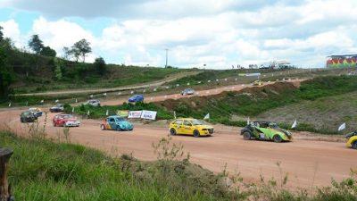 Copa Brasil de Velocidade na Terra aconteceu nesse final de semana no Autódromo Internacional da Bahia