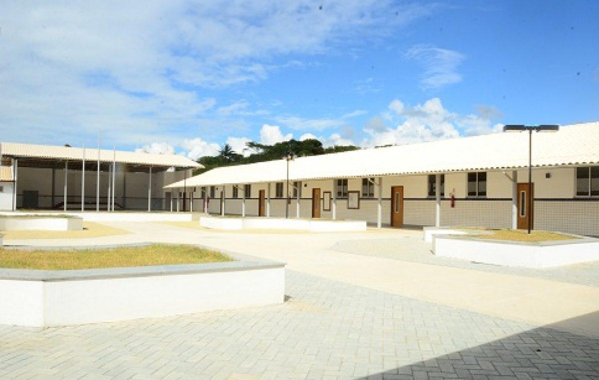 Novo Complexo Escolar será inaugurado nesta sexta-feira (10) em São Francisco do Conde