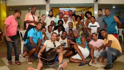 JazzTrio da Rumpilezz realizou workshop e apresentação em São Francisco do Conde