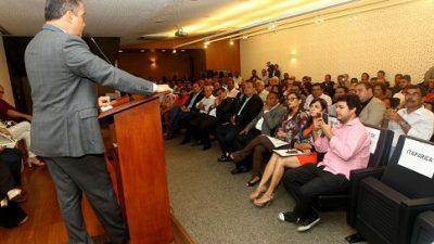 São Francisco do Conde assinou Protocolo de Intenções dos consórcios de Saúde
