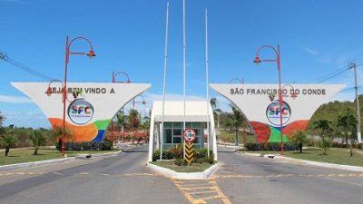 São Francisco do Conde: Nova marca da gestão é aplicada no Portal da Cidade