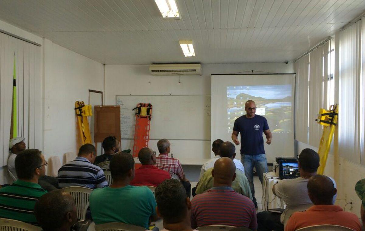 SESAU promoveu curso de Capacitação para Motoristas de Ambulâncias