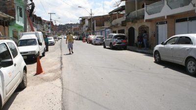 SESCOP solicita que moradores retirem material de construção das vias públicas