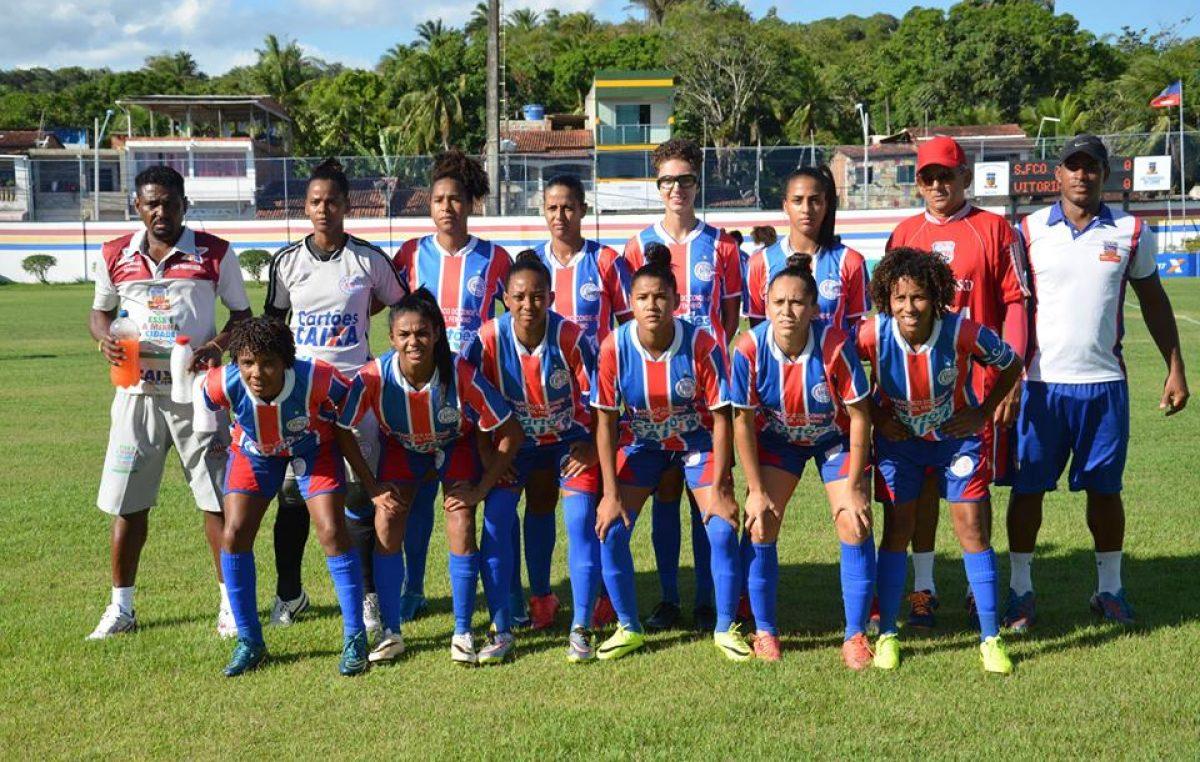 Time de futebol feminino de São Francisco do Conde entrará em campo neste domingo (02) pelo Campeonato Brasileiro de Futebol Feminino