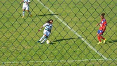 Brasileirão Feminino: Time de São Francisco venceu a equipe do Grêmio pelo placar de 3×0