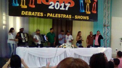 São Francisco do Conde participa do 1˚ dia de atividades do Encontro Nacional de Forró