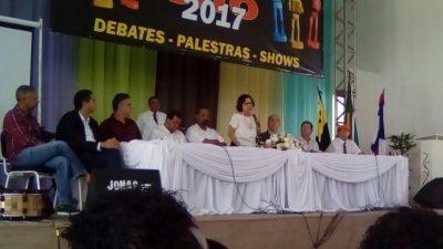 Debates acalorados marcam o segundo dia de atividades do Encontro Nacional do Forró, em Cruz das Almas