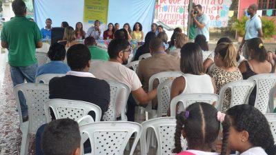 Comunidade de Paramirim recebeu o Projeto Ouvidoria Itinerante na terça-feira (19)