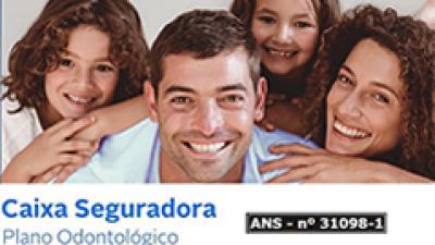 Carteirinhas para servidores que aderiram ao plano odontológico da Caixa Seguradora já estão disponíveis