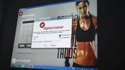 Centro de Atividades Físicas Armando Oliveira dos Santos promoveu o treinamento do sistema Polisystem