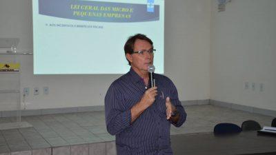 SEDEC e SEBRAE realizaram uma Oficina para Apresentação do Diagnóstico da Situação da Lei Geral das Micro e Pequenas Empresas do município