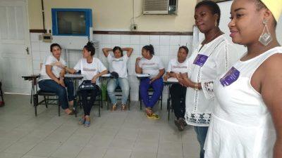 Secretaria de Direitos Humanos, Cidadania e Juventude realizou uma formação para jovens franciscanas