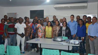 Representantes da Prefeitura se reuniram com administradores regionais dos bairros
