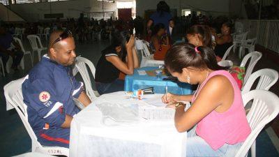 Segundo dia de inscrições do Processo Seletivo Simplificado apresenta mais de 700 inscritos