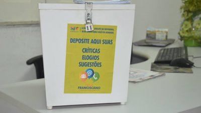 Ouvidoria Geral de São Francisco do Conde disponibiliza urnas de avaliação nas secretarias do município
