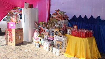 São Francisco do Conde celebrou o Dia das Mães com atividades, shows e sorteios de brindes