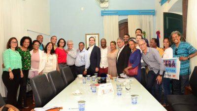 Prefeitura se reúne com reitor da Unilab para tratar da implantação do curso de Medicina