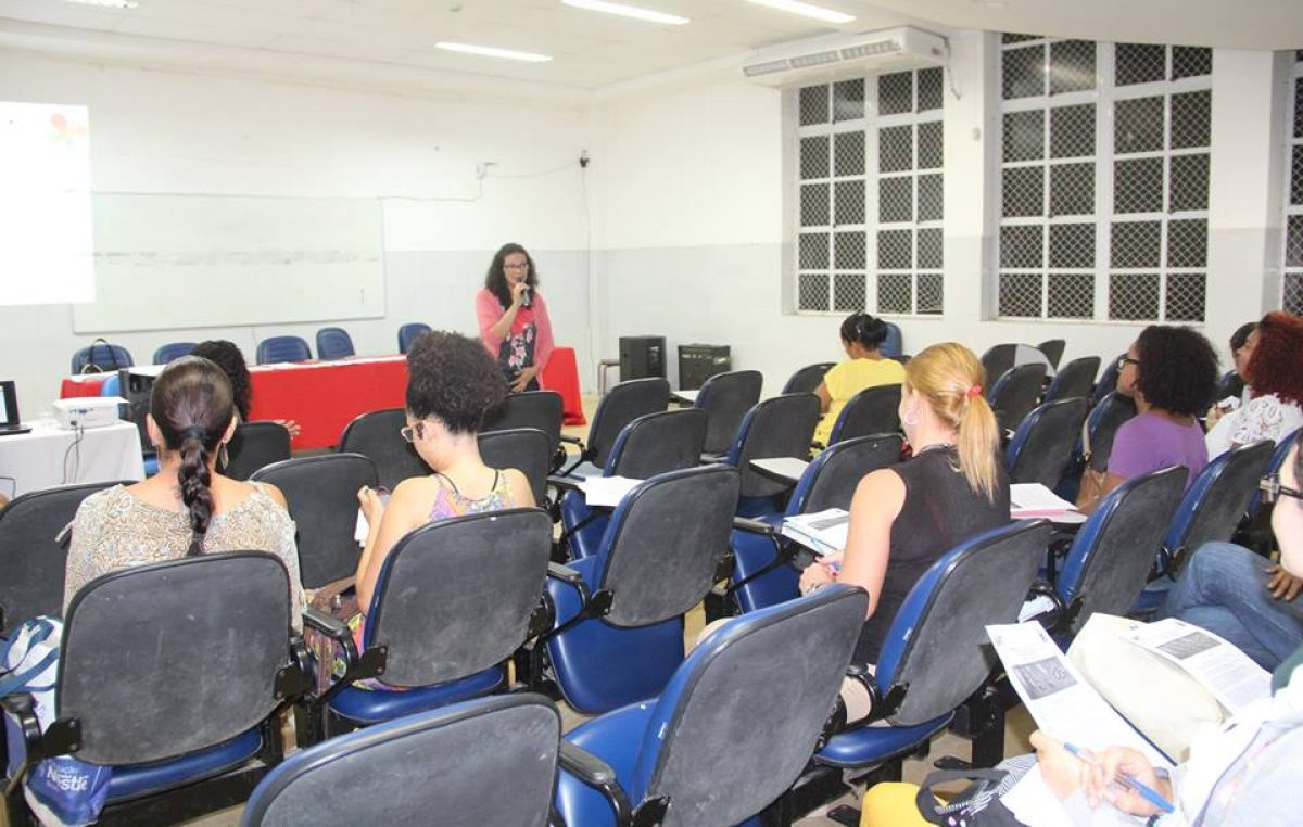 SEDUC promoveu Formação para Professores e Coordenadores da Educação Infantil nesta terça (30)