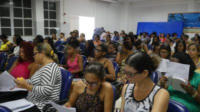 Profissionais da Educação iniciam formação continuada