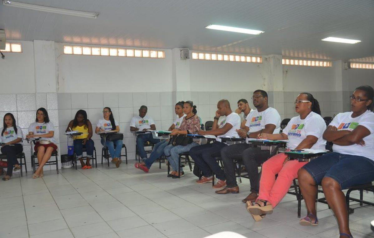 Escola de Governo iniciou Curso Básico de Arquivo para servidores