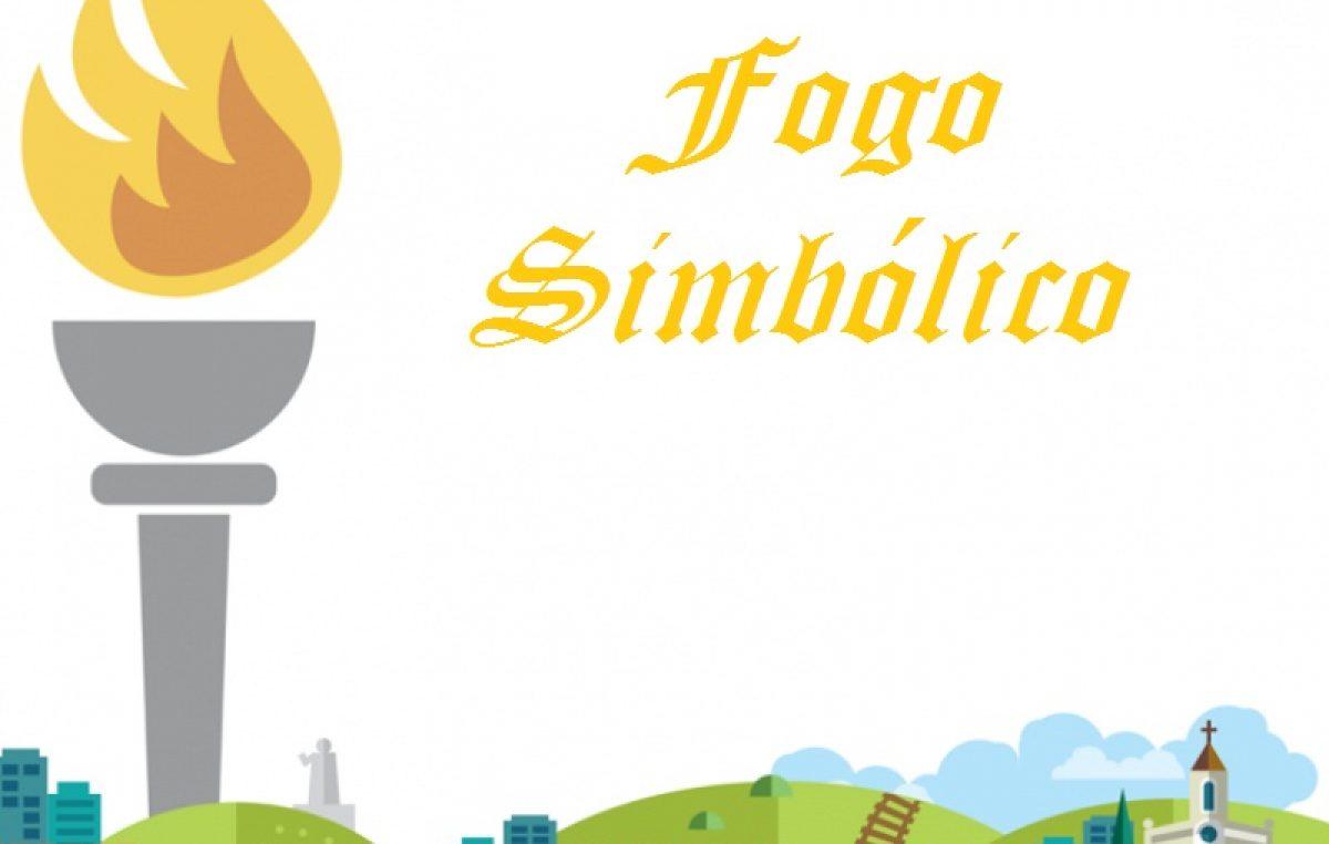São Francisco do Conde: Fogo Simbólico chega em 30 de junho, na Praça da Independência