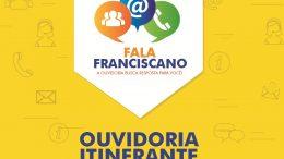Ações do Projeto Ouvidoria Itinerante estão suspensas no mês de agosto