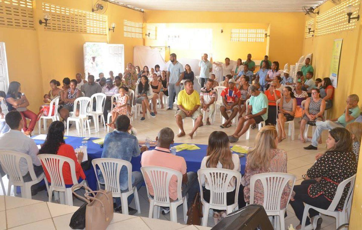 Comunidade de Engenho de Baixo participou ativamente do projeto Ouvidoria Itinerante, na última quarta-feira (24)