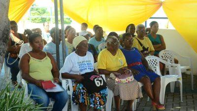SEDESE oferece serviços e palestras para celebrar os 08 anos de existência do PAS