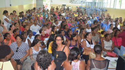 Educação: Pais e responsáveis participam ativamente das reuniões do Programa Educa Chico em São Francisco do Conde