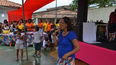 CRAS comemorou Dia Internacional da Família com atividades em São Bento