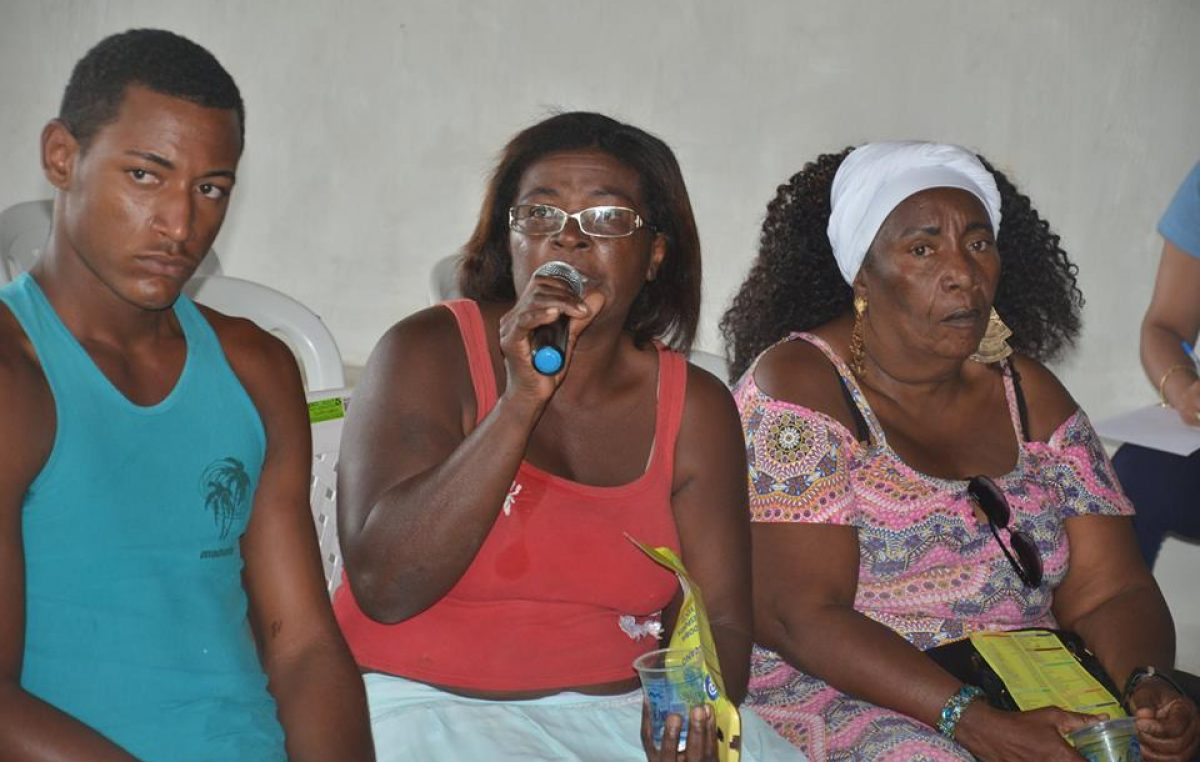 Projeto Ouvidoria Itinerante esteve no bairro de São Bento da Lages nesta última segunda-feira (19)