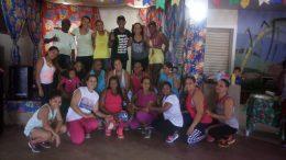 1ª edição do Forró Fit Dance aconteceu no Mercado Cultural, dia 10 de junho