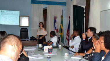 Poder público discute sobre Implantação do Balcão de Justiça Processual no município