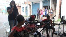 Comunidade do Caípe teve Forró Social promovido pelo CRAS na última terça-feira (20)
