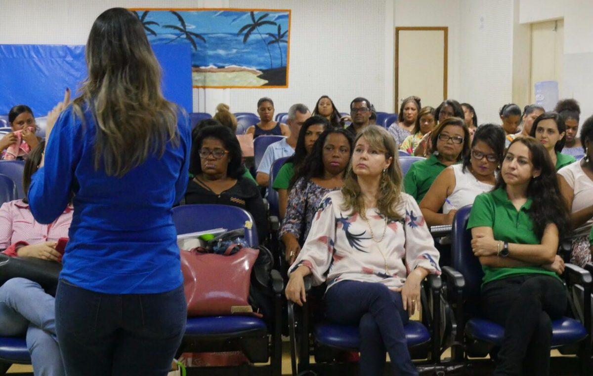 Encontro com Gestores Escolares aconteceu na última terça-feira (06)
